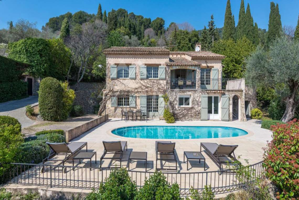 Cannes back country - Provençal style villa - photo2