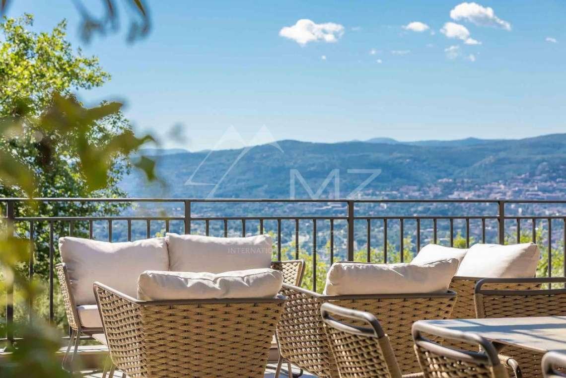 Proche Mougins - Castellaras - Villa neuve - photo3