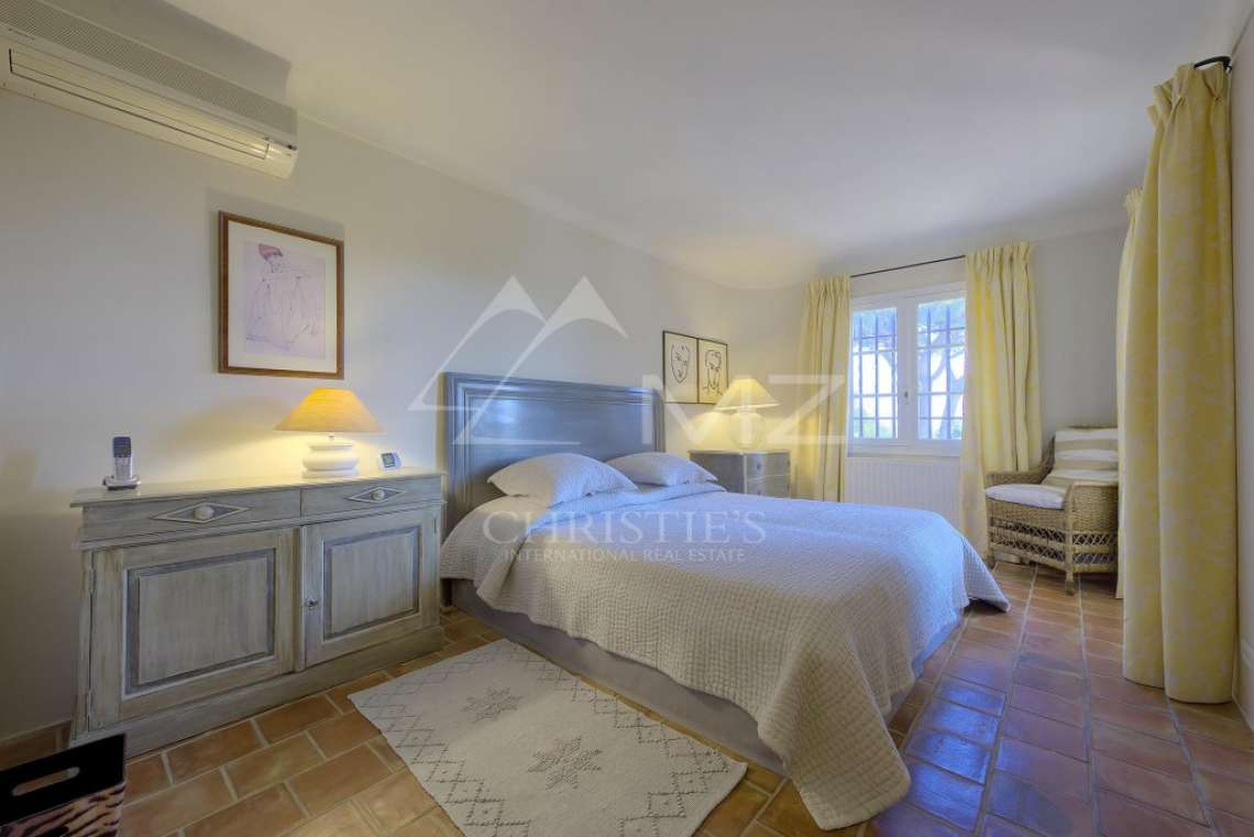 Saint-Tropez - Provençal property with sea view - photo6