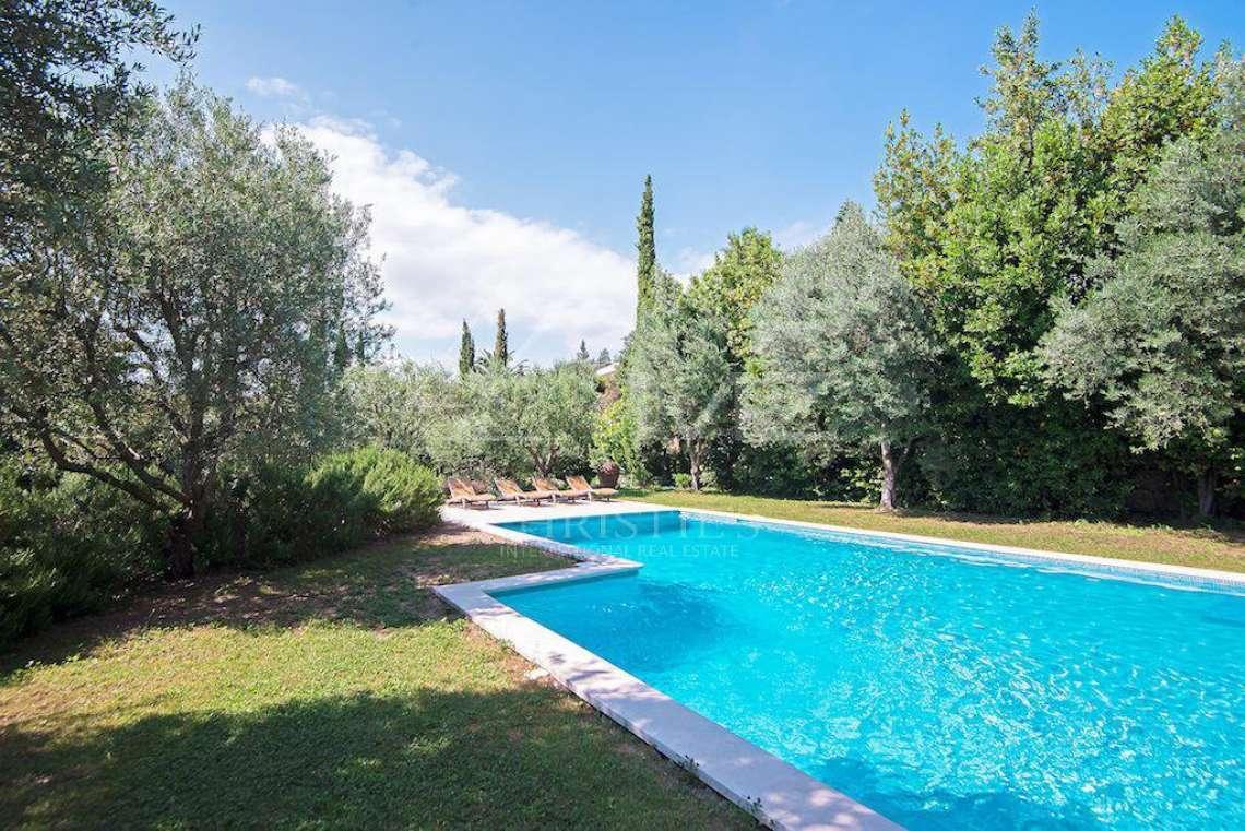 Nice - Villa provençale - photo1