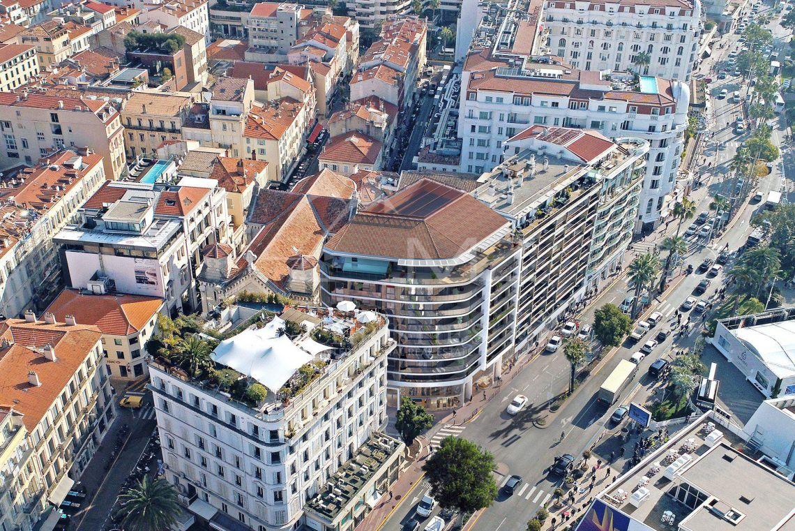 Cannes - Croisette - Penthouse - photo13