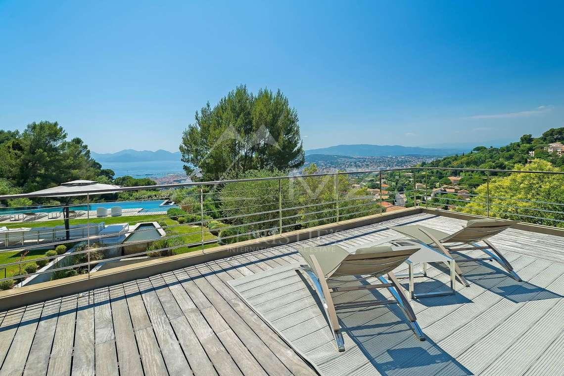 Cannes - Californie - Villa Contemporaine - photo12