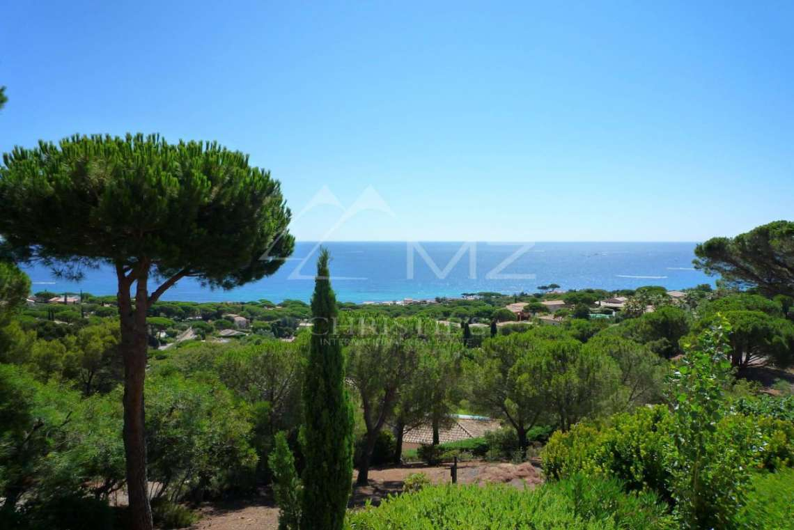 Close to Saint-Tropez - Superb sea view over Saint-Tropez - photo5