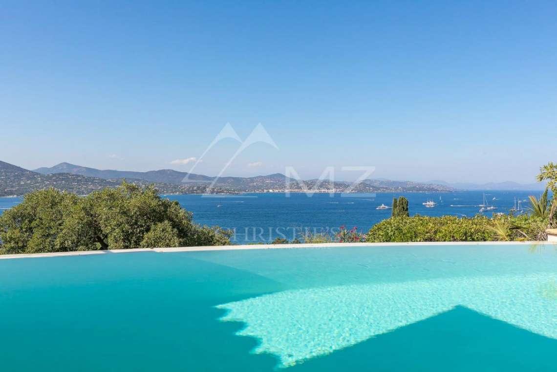 Near Saint-Tropez - Panoramic sea view - photo1