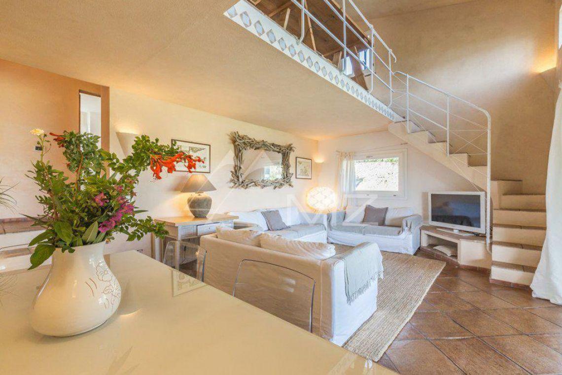 Italie - Porto Cervo -  Charmante villa pieds dans l'eau - photo2