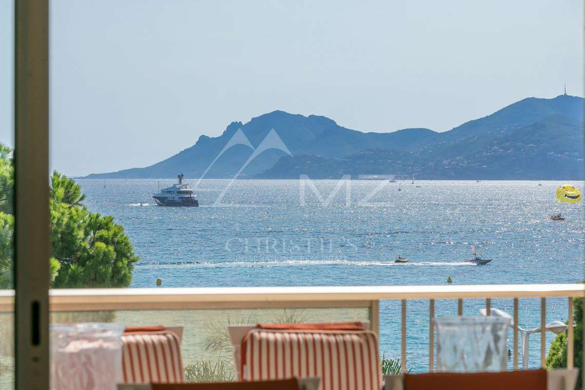 Cannes - Croisette - Panoramic sea views - photo2