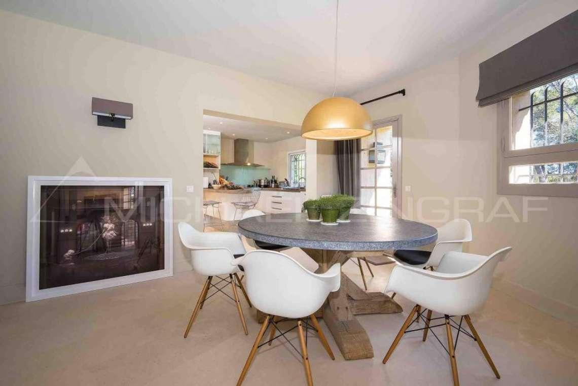 Close to Mougins - Castellaras - Superb villa in exceptional environment - photo10