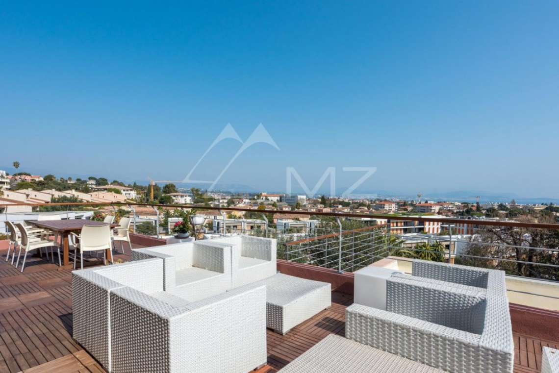 Antibes - Contemporary villa with sea and mountain views - photo5