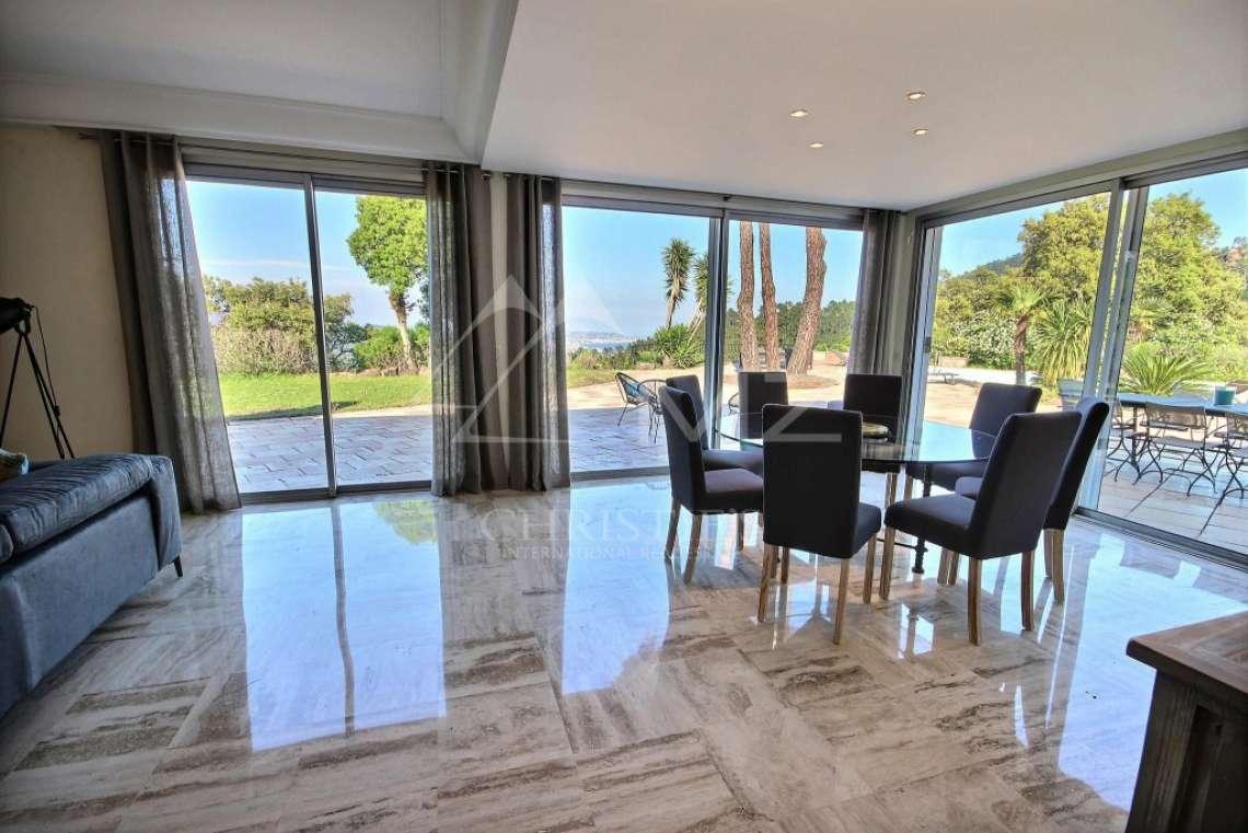 Close to Cannes - Renovated villa sea view - photo9