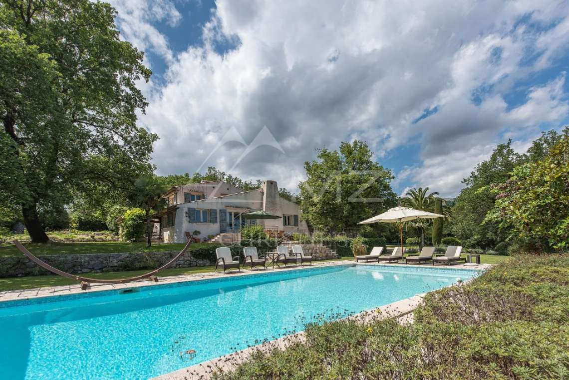 Cannes backcountry - Superbe property in calm environment with pool - photo10