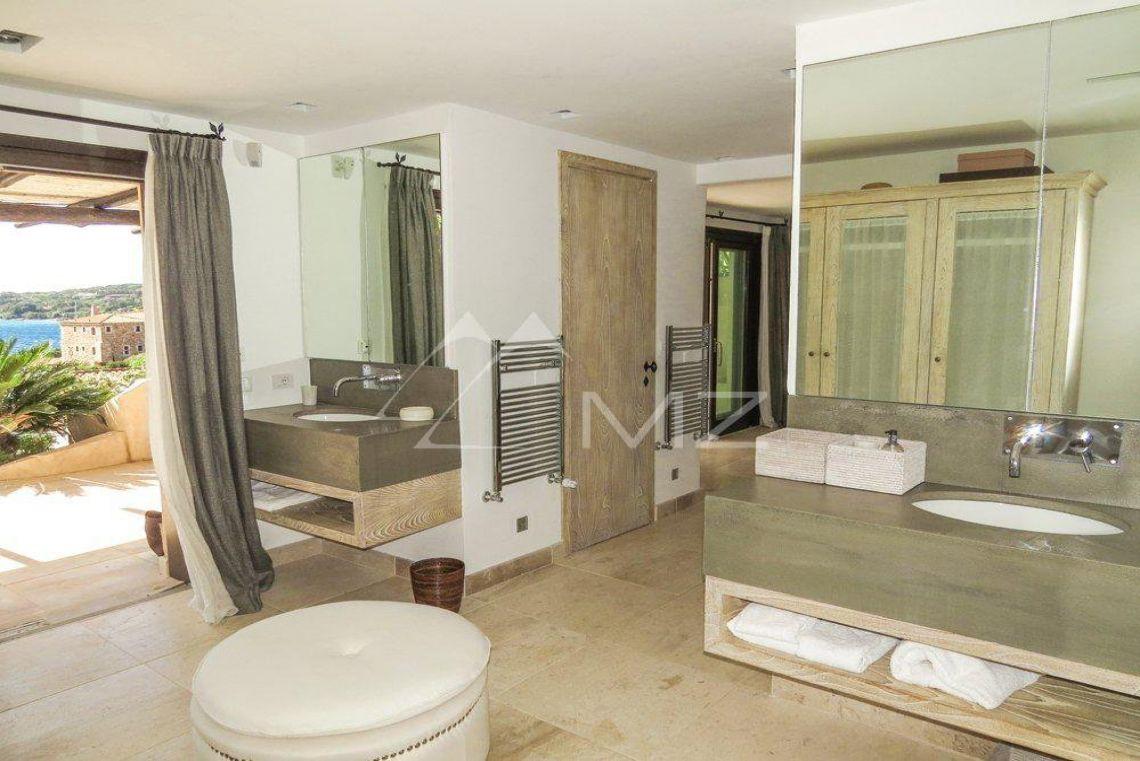 Italie - Porto Cervo - Sardaigne Gallura - Unique appartement de 2 étages - photo11
