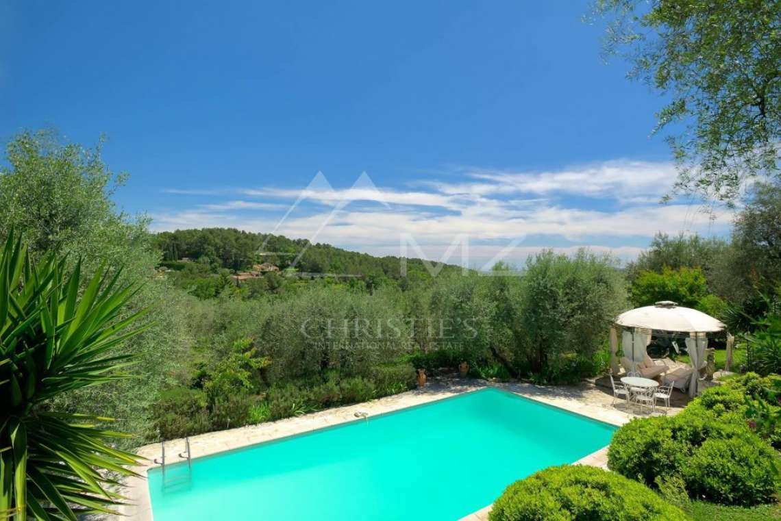 Cannes Backcountry - Charming villa with sea view - photo2