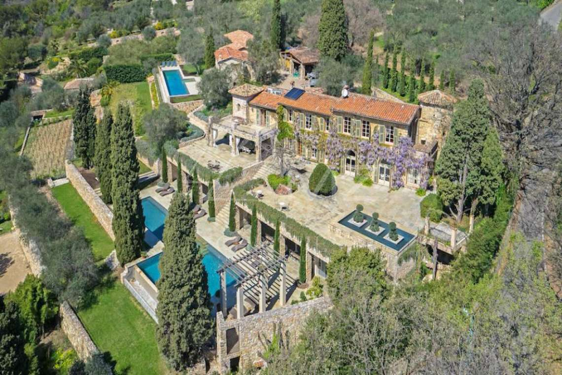 Cannes backcountry - Historic property - photo1