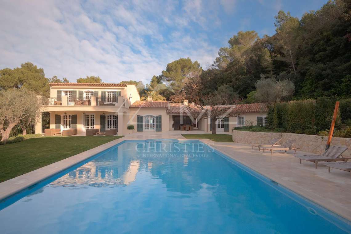 Close to Cannes - In the heights - Haven of peace - photo1