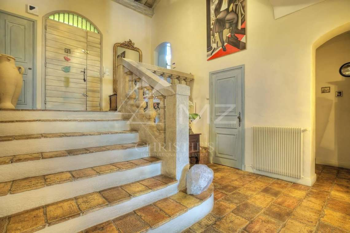 Cannes Backcountry - Charming villa with sea view - photo4