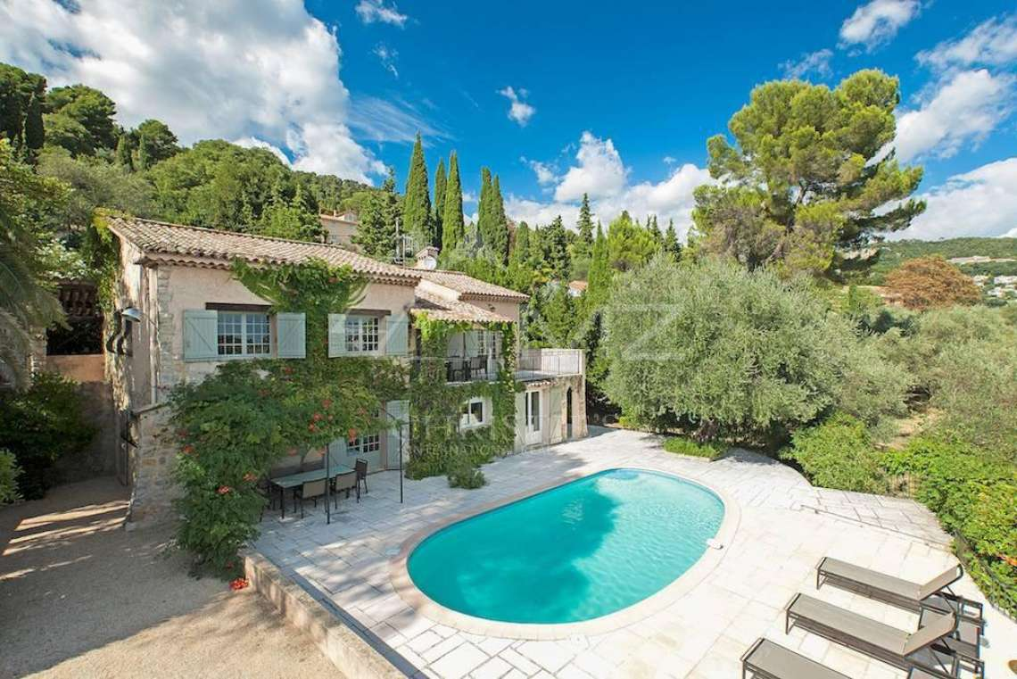 Cannes back country - Provençal style villa - photo4