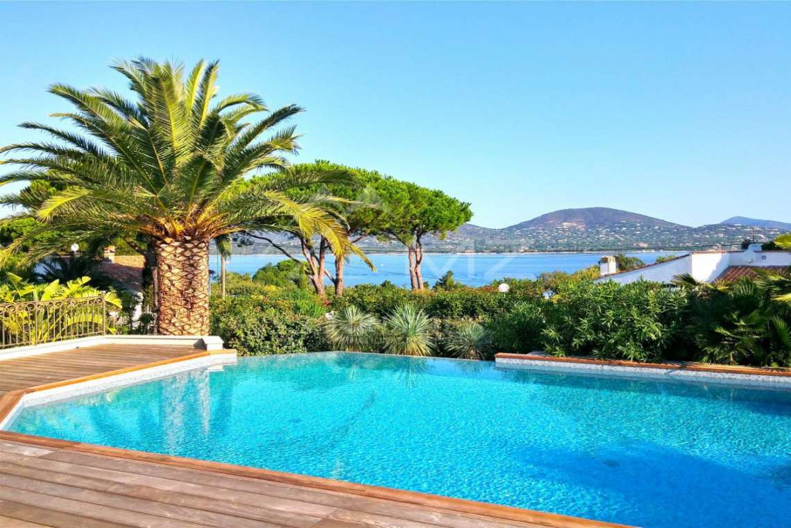 Close to Saint-Tropez - Beautiful villa with sea view - photo1