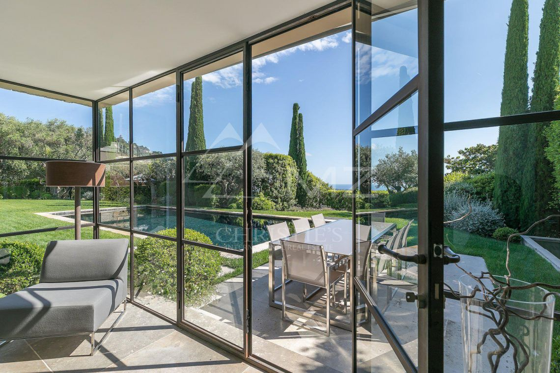 Cannes - Somptuous mansion with panoramic sea views - photo4