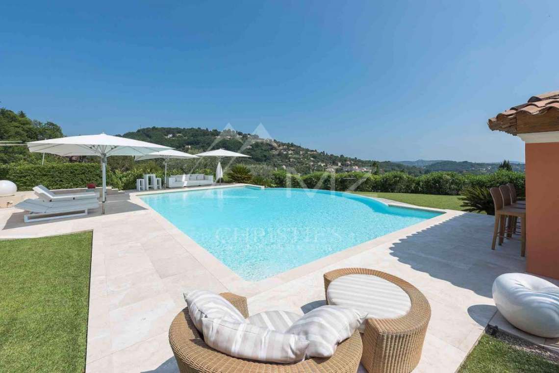 Cannes back country -  Panoramic view - photo18