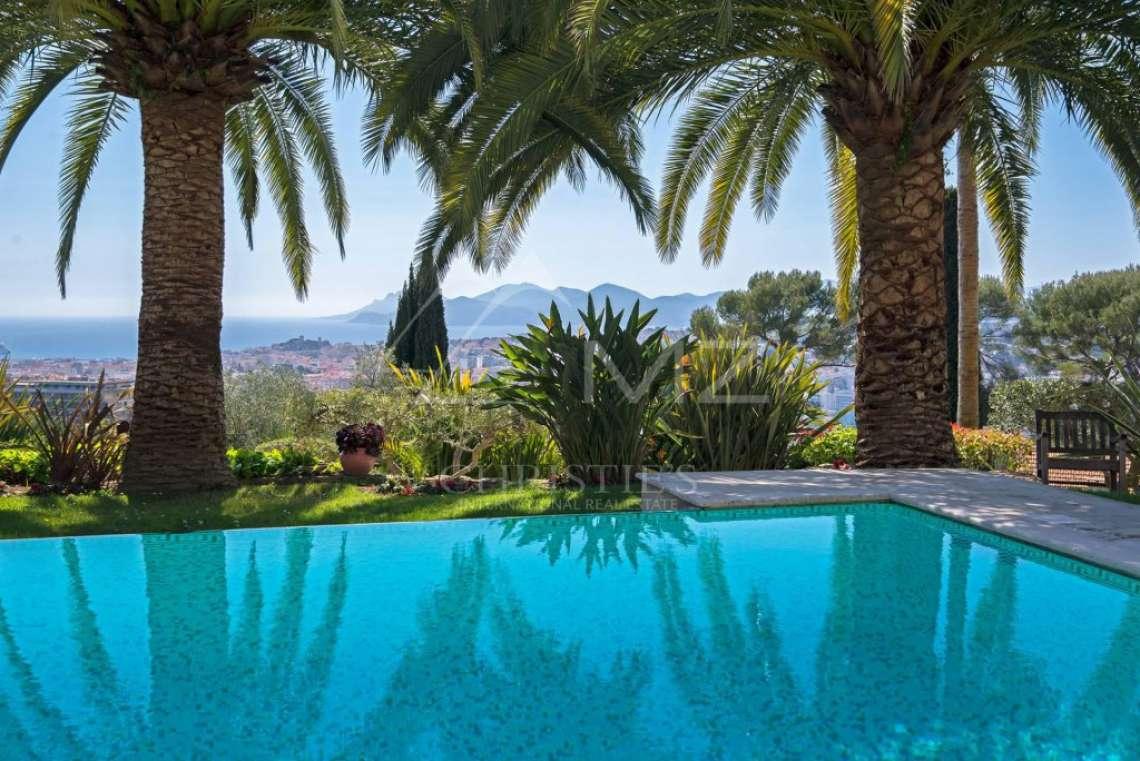 Proche Cannes - Vue mer panoramique - photo2
