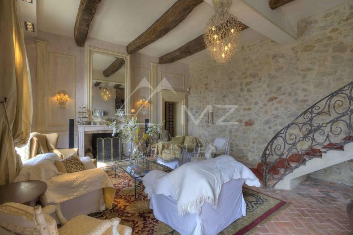 Cannes backcountry - Historic property - photo16