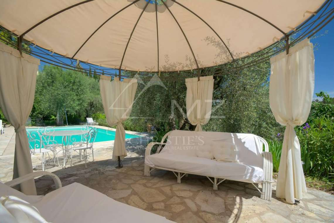 Cannes Backcountry - Charming villa with sea view - photo15