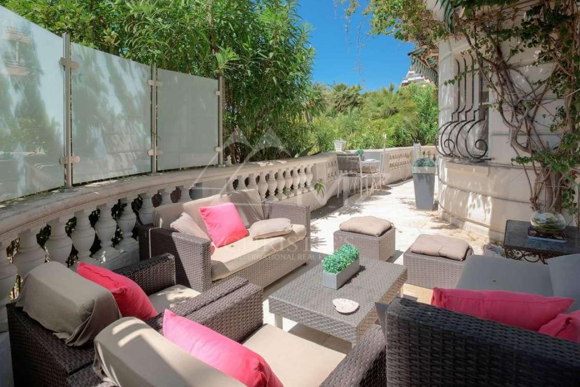 Cannes - Croisette - Superbe appartement - photo1