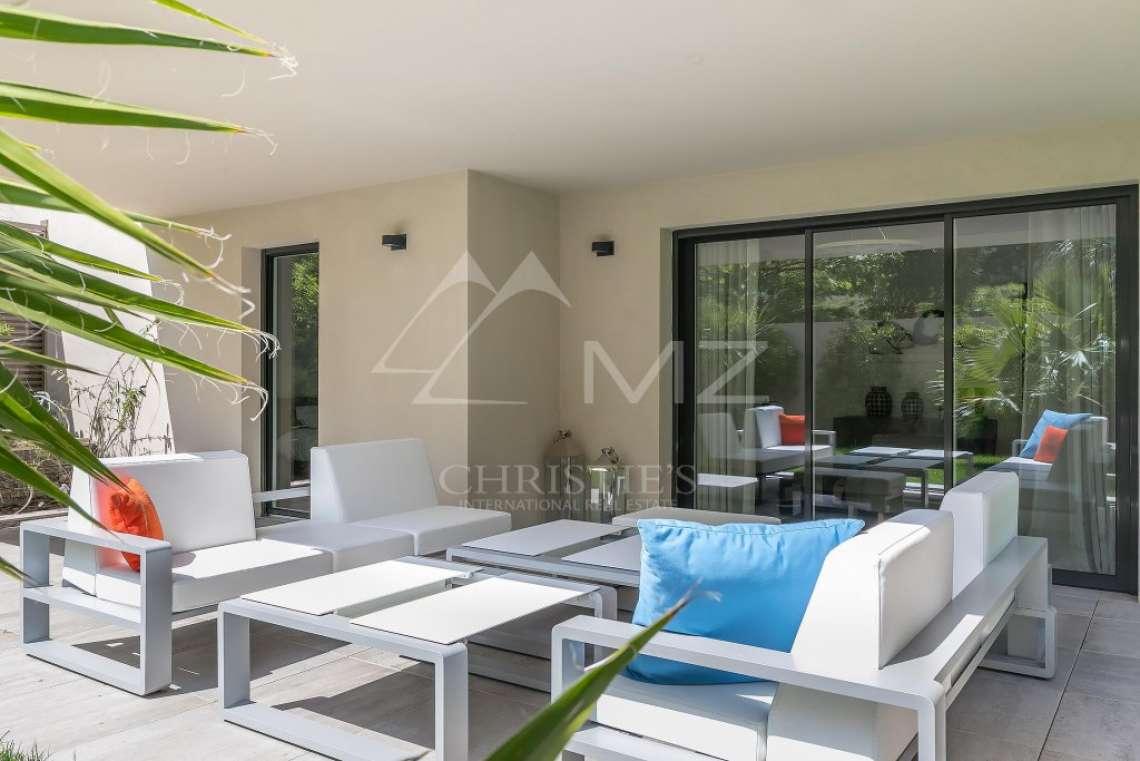 Saint Tropez Centre - Appartement avec jardin - photo2