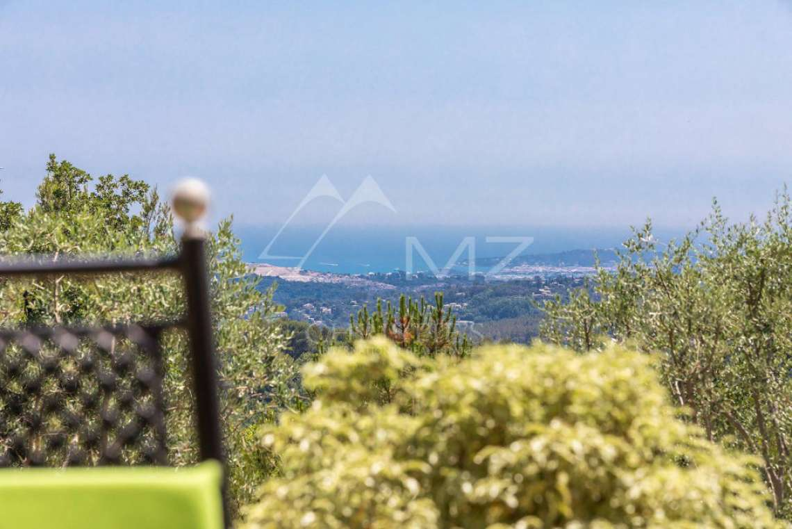 Proche Saint-Paul de Vence -  A pied du village - photo12