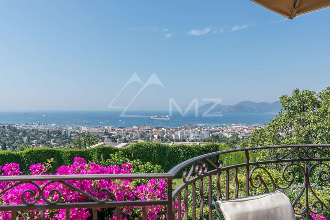 Cannes - Somptuous panoramic sea views - photo3