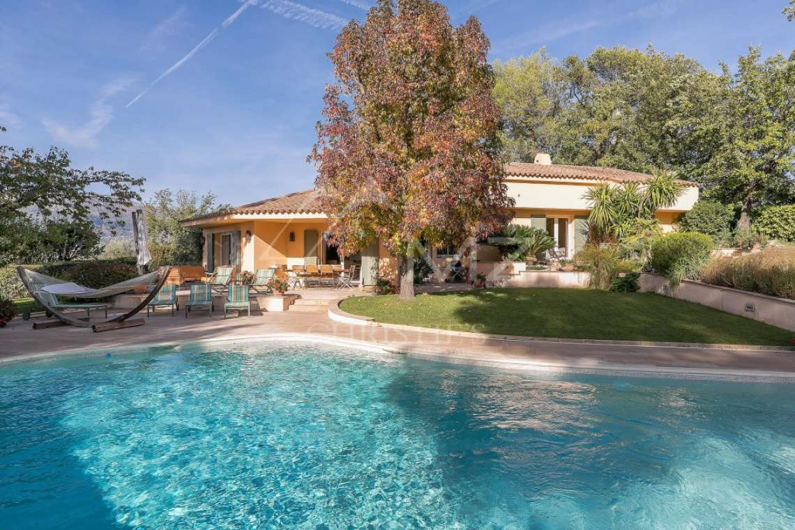 Nearby Mougins - Pleasant provencal modern - photo1
