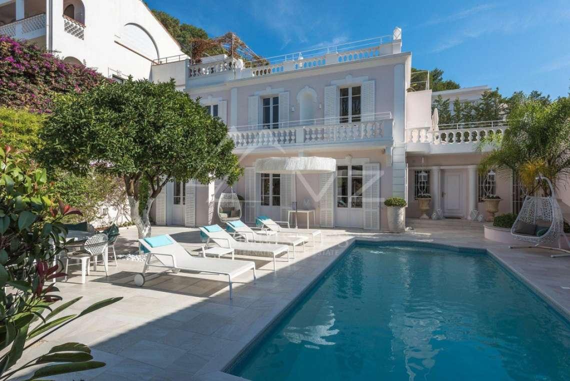 Cap d'Antibes - Remarquable villa avec vue mer - photo2