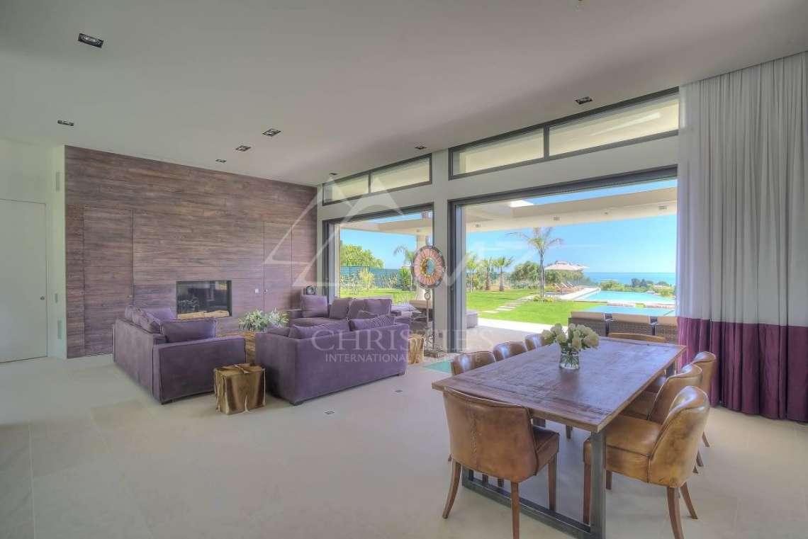Antibes - Villa californienne avec vue mer - photo3