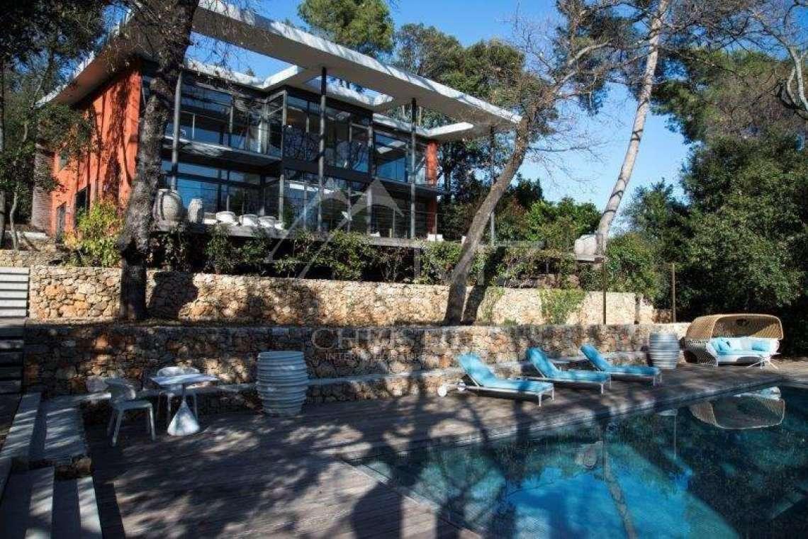 Saint-Paul de Vence - Splendid contemporary villa - photo1
