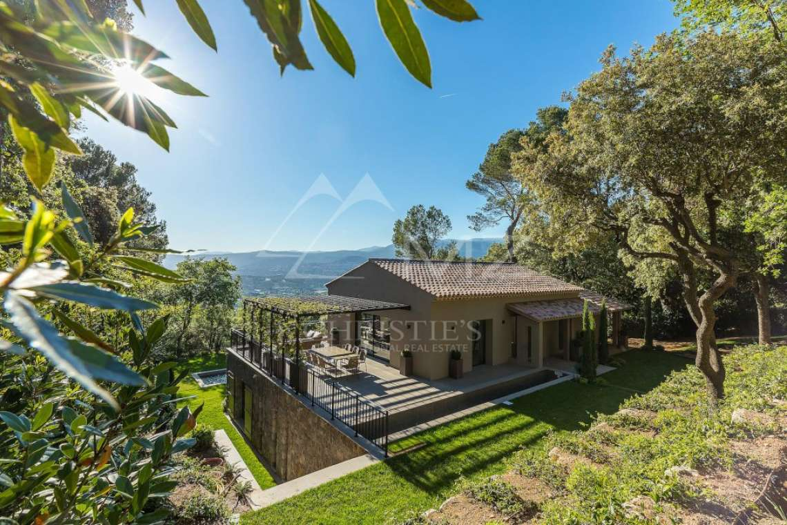 Proche Mougins - Castellaras - Villa neuve - photo2