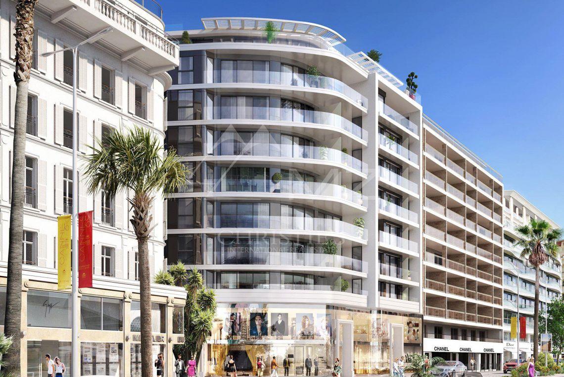 Cannes - Croisette - Résidence neuve - photo1