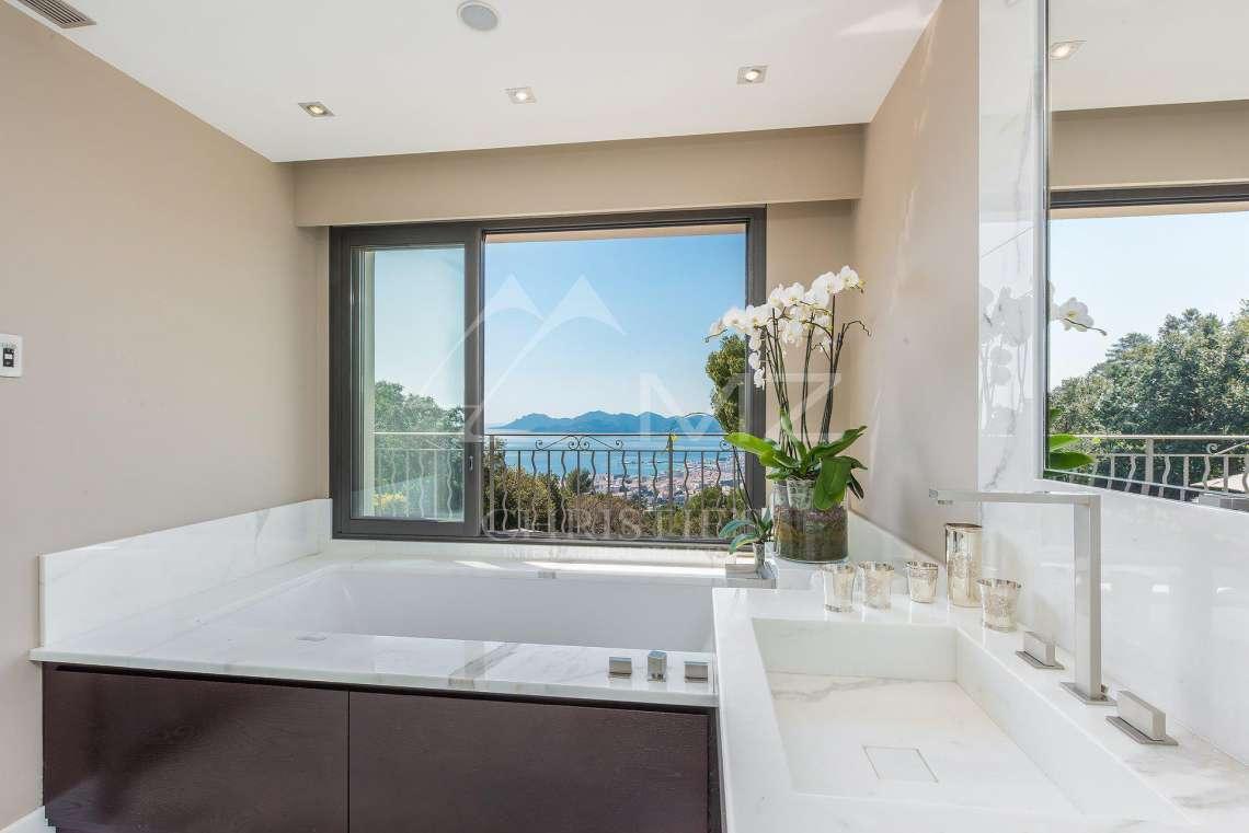 Cannes - Californie - Panoramic sea view - photo9