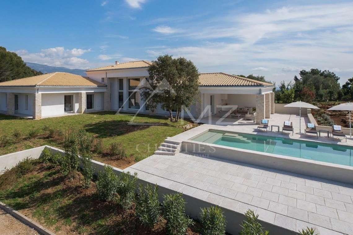 Arrière-pays cannois - Villa neuve - photo1