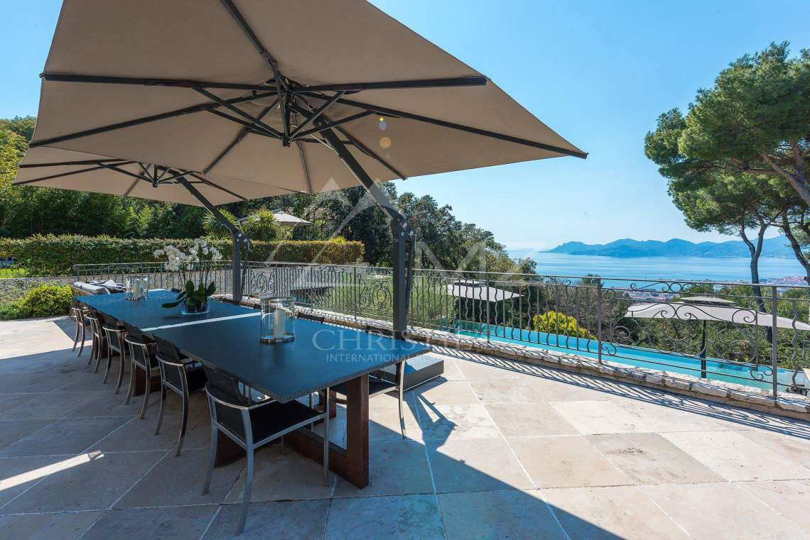 Cannes - Californie - Panoramic sea view - photo12