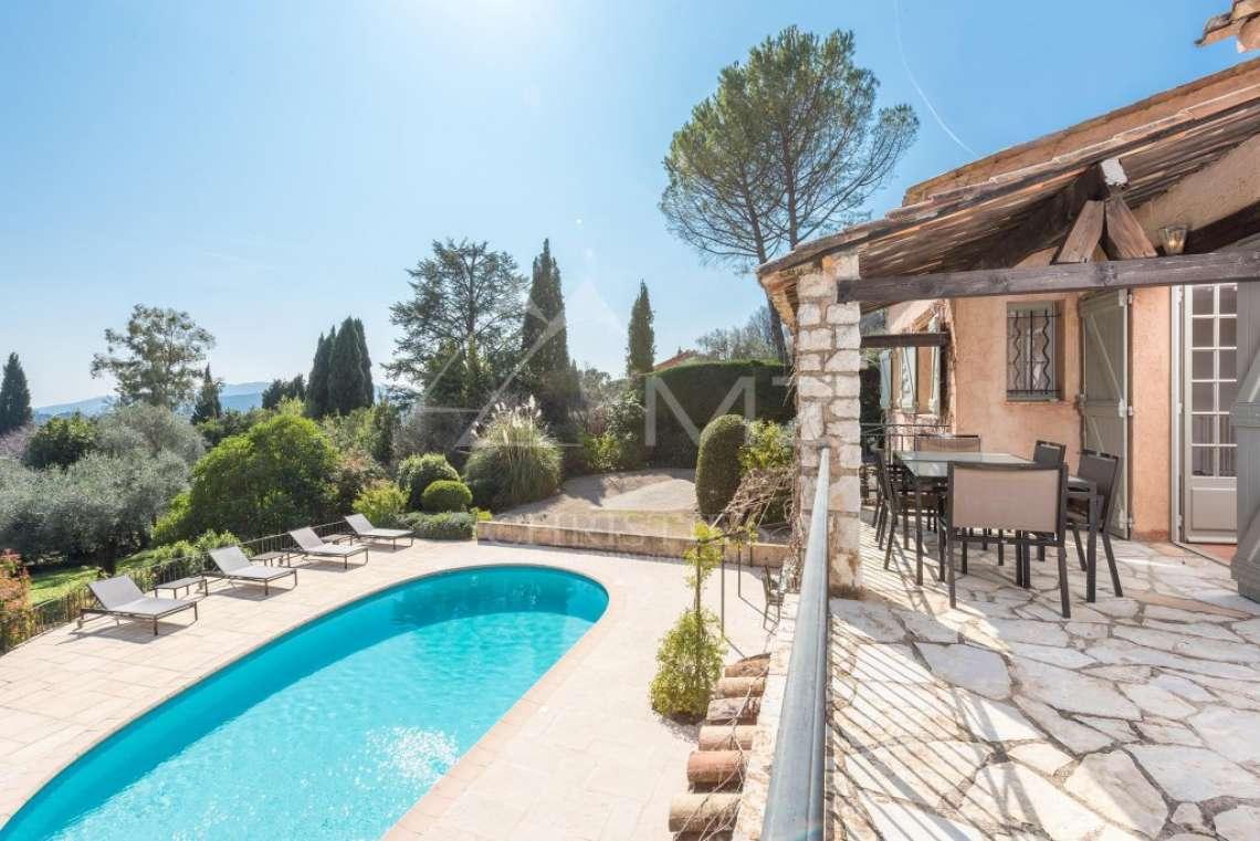 Cannes back country - Provençal style villa - photo3