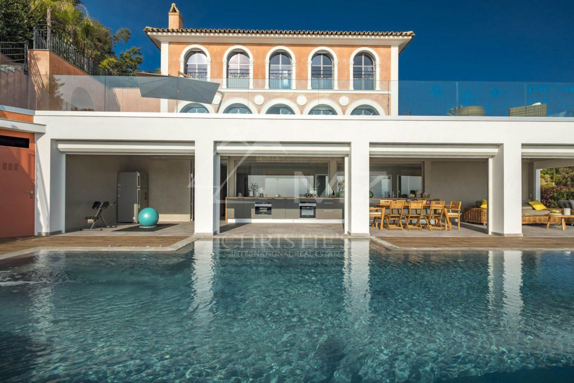 Cannes - Super Cannes - Somptueuse demeure - photo6