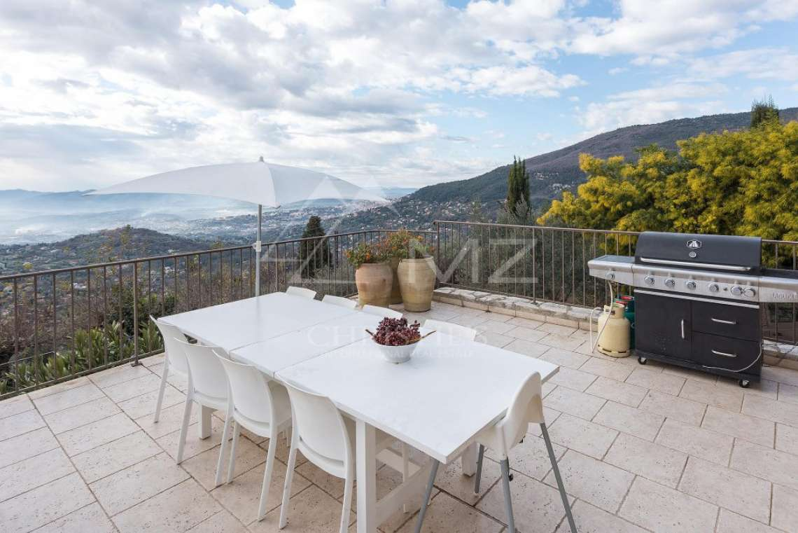 Cannes Backcountry - Panoramic sea view - photo6
