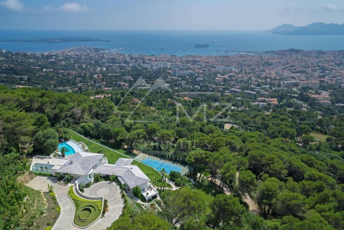 Cannes - Californie - Villa prestigieuse entièrement rénovée - photo20