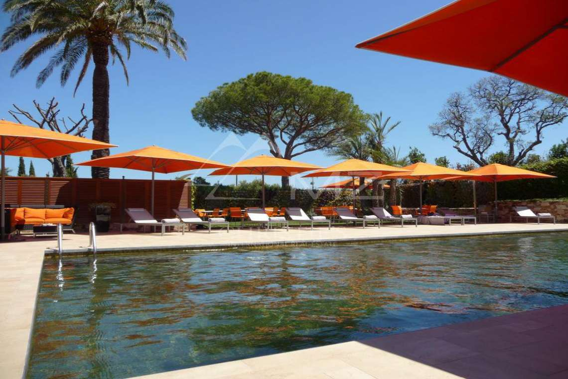 Ramatuelle - Hotel-Restaurant with panoramic sea view - photo2