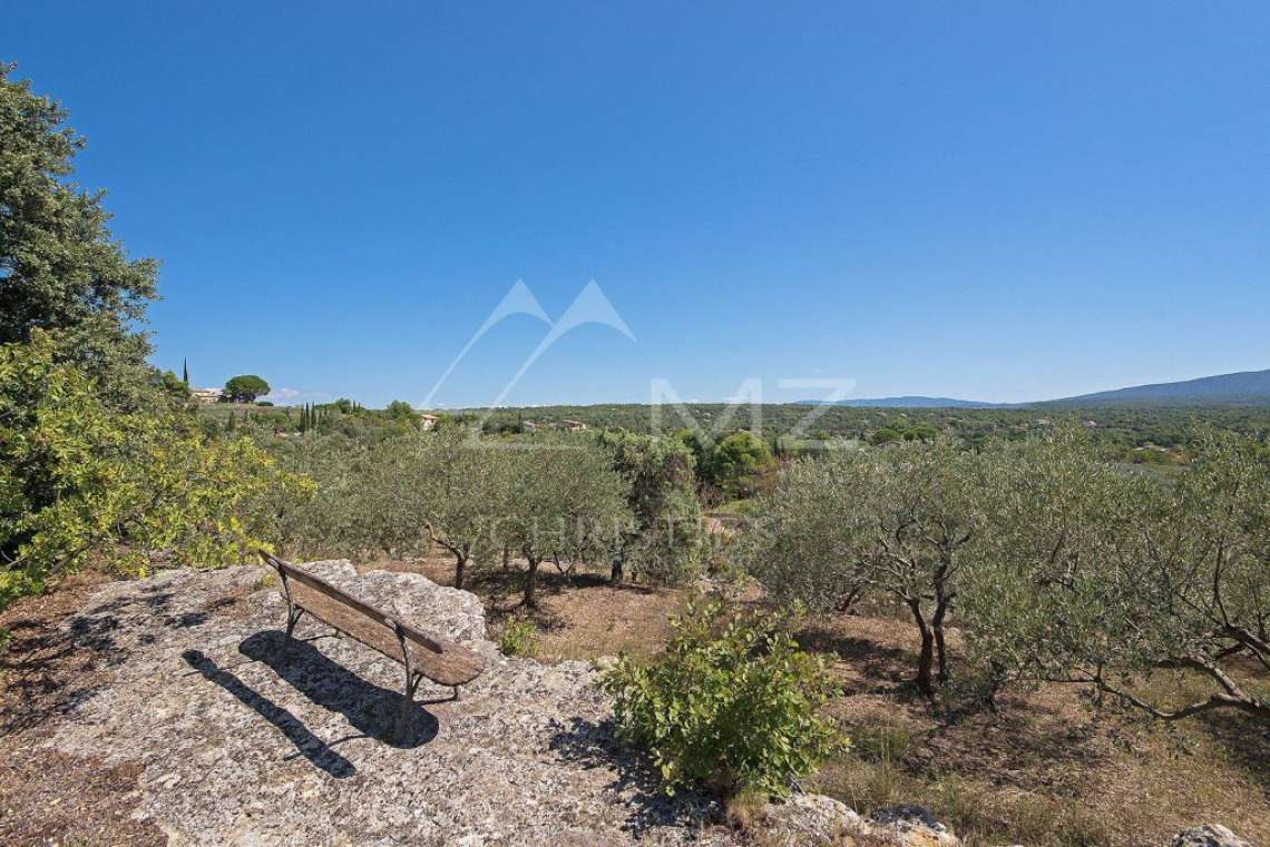 Gordes - Gorgeous stone house with amenities - photo7