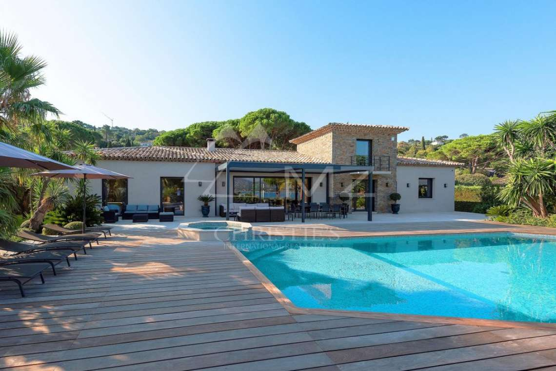 Close to Saint-Tropez - Beautiful villa with sea view - photo2