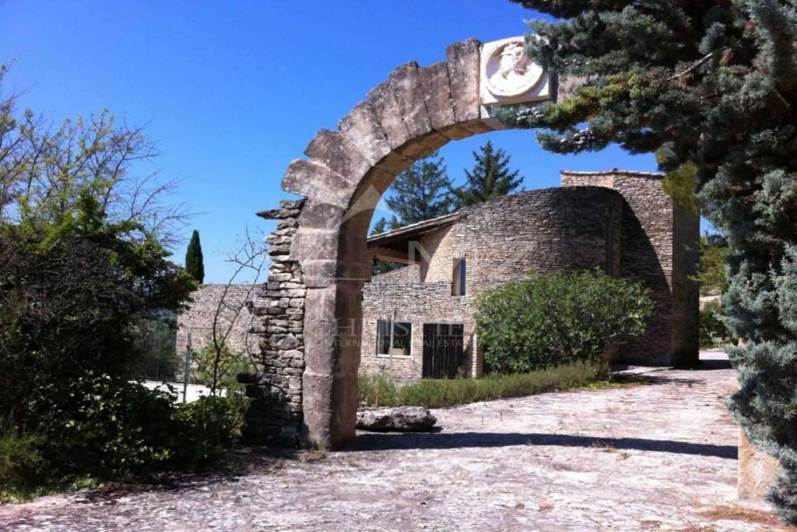 Gordes - Amazing and exceptional spot with panoramic view - photo6