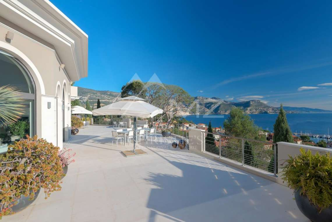 Saint-Jean Cap Ferrat - Luxurious sea view villa - photo2