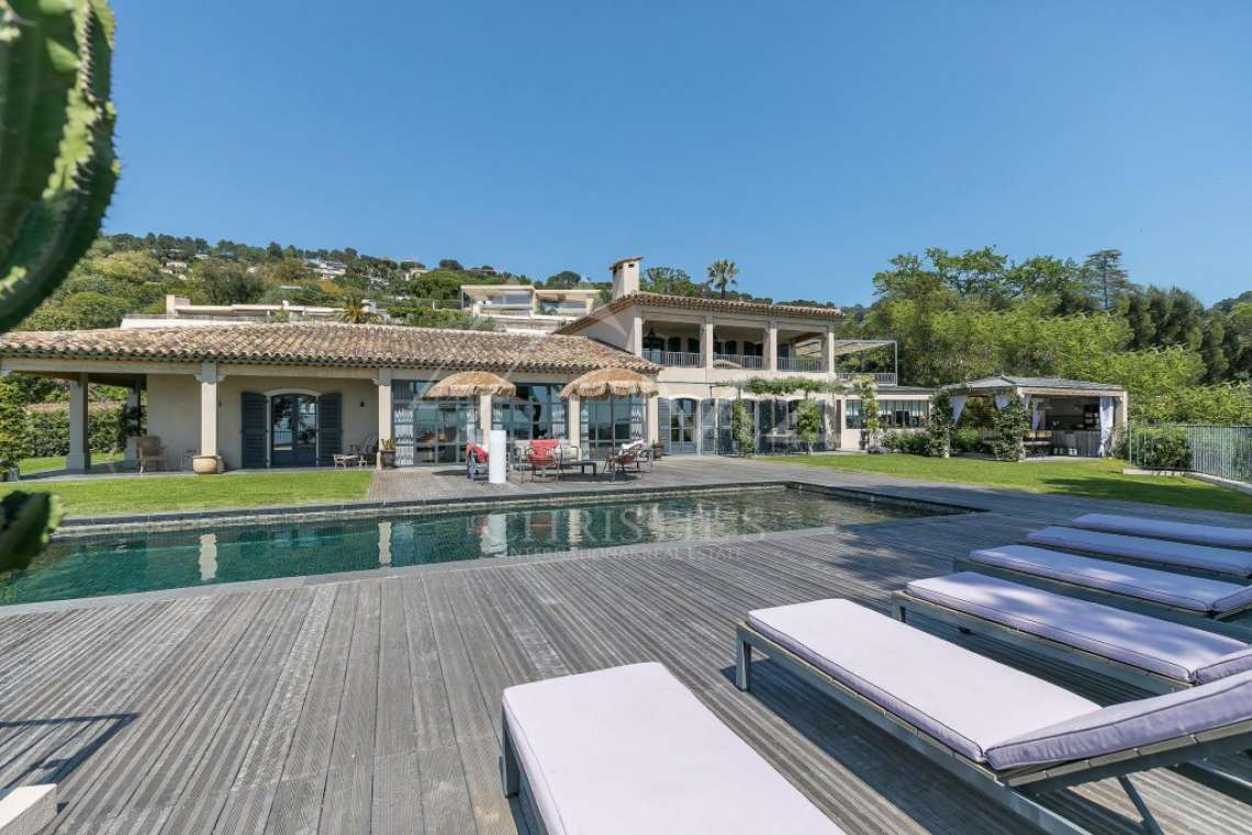 Cannes Californie - Vue mer - photo1