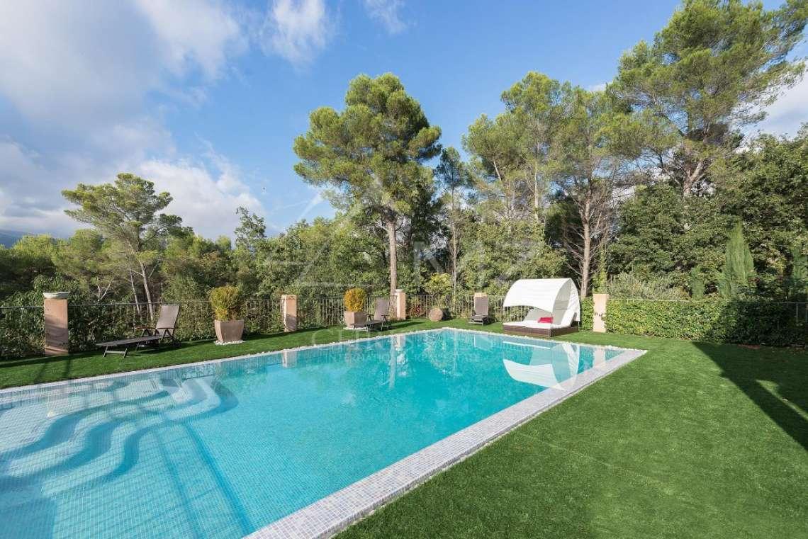 Arrière-pays cannois - Villa moderne proche commodités - photo5